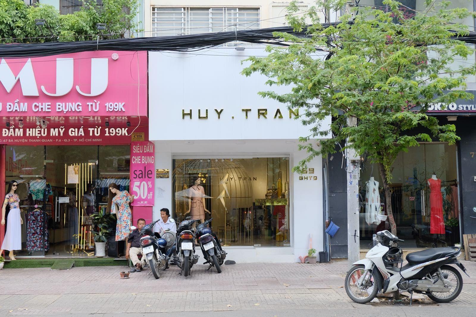 Negozio Huy Tran - Interior Design